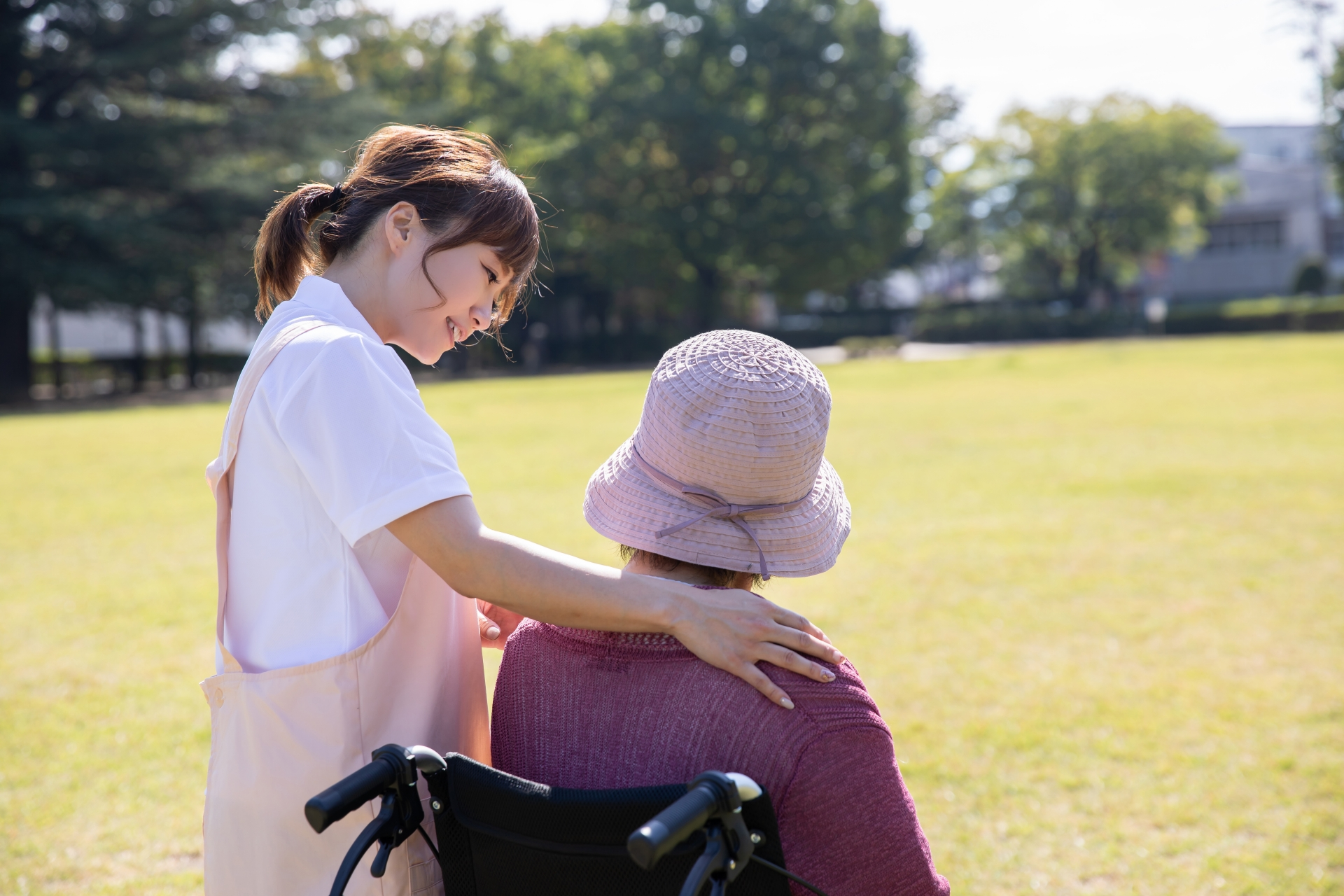 介護付き老人ホーム